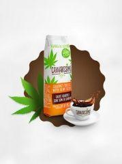 Cannabissimo - kawa z nasion konopi 250g