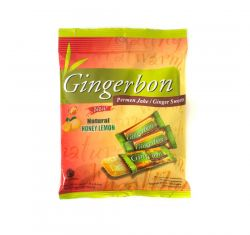 Gingerbon Natural Honey cytryna z miodem