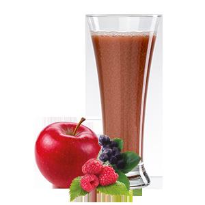 Ovocňák - Sok 100% jabłko+owoce leśne 250ml