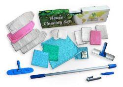 Raypath® zestaw czyszczący domowy + kosmetika + zestaw samochodowy