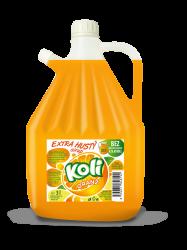 Koli syrop EXTRA gęsty 3lt pomarańczowy