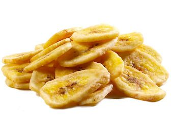 Suszony banan (plastry) 500gr Bezva zdraví s.r.o.