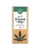 Zelená země Herbata konopna trawa cytrynowa 50gr