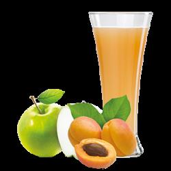 Ovocňák  - sok 100% jabłko+morela 250 ml
