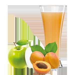 Ovocňák - sok 100% jabłko+morela 250ml
