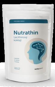 NUTRATHIN lecytyna koktajlowa 200gr NUTRA-BONA