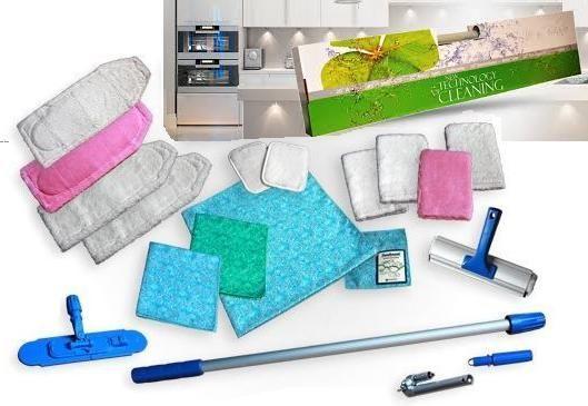 Raypath® EKO EXCLUSIV - zestaw czyszczący domowy Raypath® International