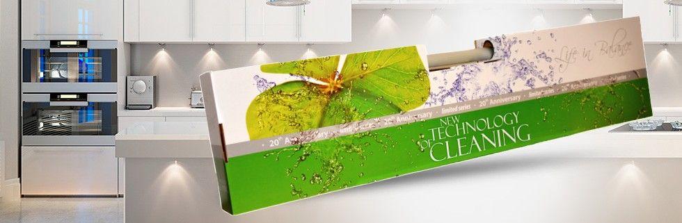Raypath® EKO CLASSIC - zestaw czyszczący domowy Raypath® International