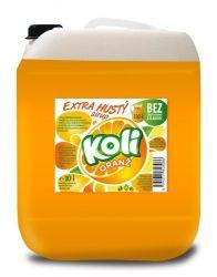 Koli syrop EXTRA gęsty 10lt pomarańczowy