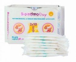 Anion BioIntimo Podpaski higieniczne dla kobiet z paskiem anionowym - dzienne BioIntimo Corporation