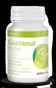 GASTRONUT plus kapsułki 50szt enzymy trawienne NUTRA-BONA