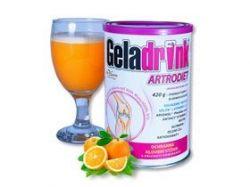 GELADRINK ARTRODIET drink - konserwacyjne odżywianie stawów ORLING s.r.o. Ústí nad Orlicí