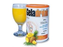 GELADRINK drink - długoterminowe odżywianie stawów ORLING s.r.o. Ústí nad Orlicí