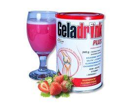 GELADRINK PLUS drink - długoterminowe wzbogacone odżywianie stawów ORLING s.r.o. Ústí nad Orlicí