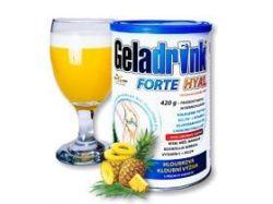 GELADRINK® FORTE HYAL -  proszek - 420 g
