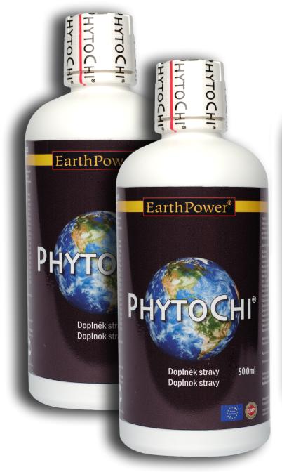 PhytoChi™2x500ml - suplement diety według tradycyjnej medycyny chińskiej Earth Power