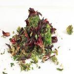 Zelená země Herbata konopna z hibiskusem 50gr Zelená Země s.r.o.