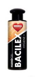 Dedra HANDGEL BACILEX HYGIENE+ 100ml żel do rąk z wysoką zawartością alkoholu Vaše Dedra, s.r.o.
