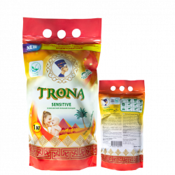 Proszek do prania Trona Sensitive 1,0kg