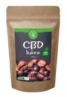 Kawa CBD BIO 250g - Wysokiej jakości kawa kolumbijska wzbogacona CBD. Pełen smak, bogaty aromat. Zelená Země s.r.o.