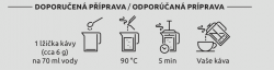Kawa CBD BIO 100g - Wysokiej jakości kawa kolumbijska wzbogacona CBD. Pełen smak, bogaty aromat. Zelená Země s.r.o.