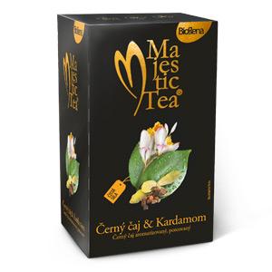 Biogena Majestic Tea Green Tea & Chamomile 20x1,5g aromatyzowana, porcjowana Biogena CB s.r.o.