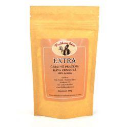 Frolík's Extra Coffee 100g ziarno - 100% Arabika z Ameryki Środkowej i Azji. Jan Frolík - Pražírna kávy