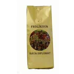 Kawa Frolík's Diplomat 1000g ziarno