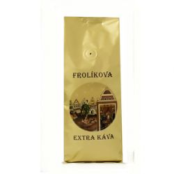 Frolík's Extra Coffee 1000g ziarno