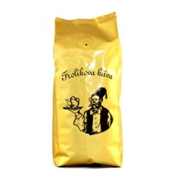 Frolík's Extra Coffee 250g ziarno
