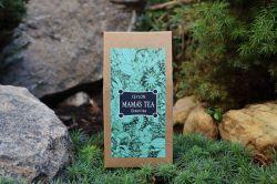 MAMA´S TEA - GREEN TEA - MAMA´S GREEN TEA NUWARA ELIYA Prawdziwy specjał, który warto skosztować. Uważany jest za najzdrowszy napój na naszej planecie. 100 gramów
