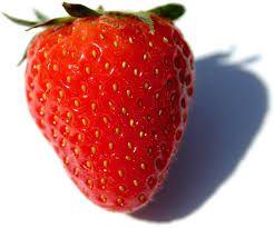 Dżem owocowy Daisy - Truskawka 520 ml